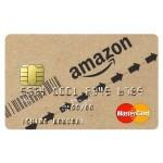 Amazon MasterCardクラシック 1.5%高還元のダンボール柄のお得なカード