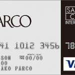 PARCOカード(パルコカード) いつでも5%オフ!店舗内でサービスも○
