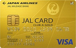 JAL ClubA Gold