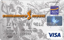 シマムラミュージックカード