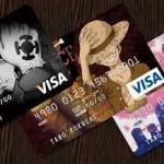 あのアニメも!アニメキャラクターとコラボしたクレジットカードまとめ