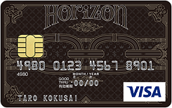 Horizon Visa Card