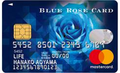 ブルーローズカード