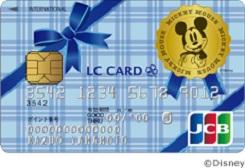 LC CARD ディズニー