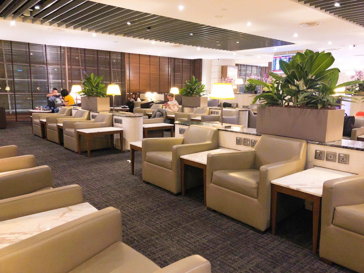SATS Premier Lounge