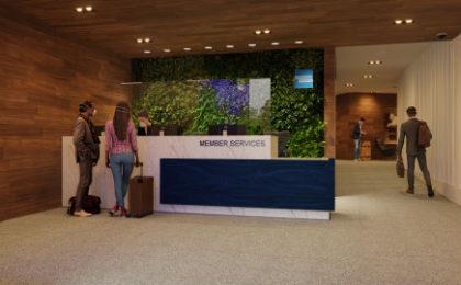 アメリカン・エキスプレス、米国の主要2空港でセンチュリオン・ラウンジ大幅拡張へ