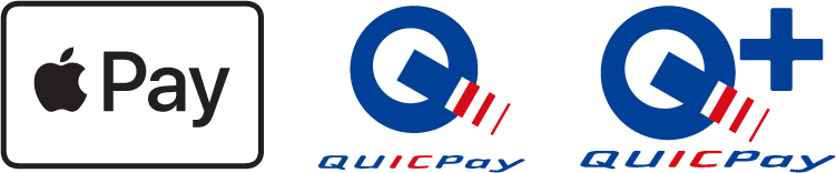 Apple Pay-QUICPay